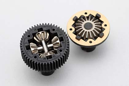Yokomo Metal Gear Differential Unit For BMAX2 MR/RS - Assembled
