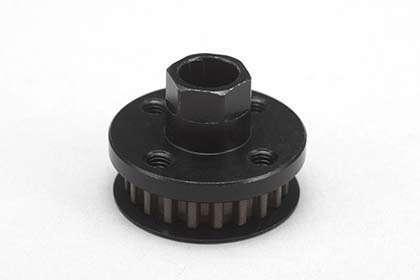Yokomo Direct Main Gear Adaptor For BD7 2014 Black