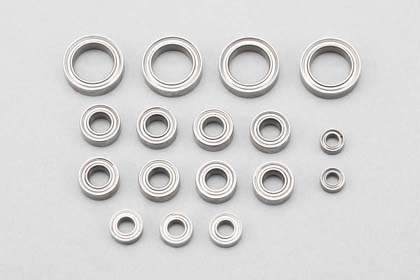 Yokomo Prescision Bearing Set For BD7 (17pcs)