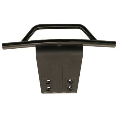 RPM Traxxas Slash Front Bumper & Skid Plate - Black