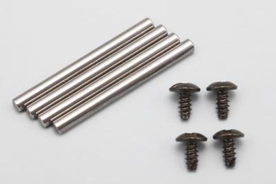 Yokomo Outer suspension arm pin (2x23mm)