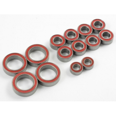 Roche - Ceramic Ball Bearing Set, 14pcs, For TRF416X & BD5