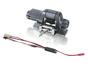 3Racing Crawler Winch With Control System