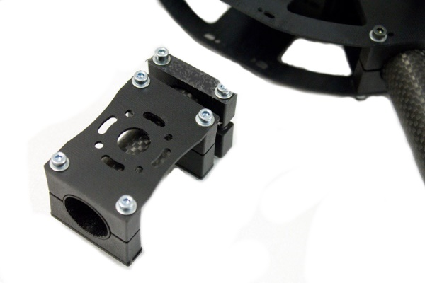 EuroRC Gps Plate for 21.5mm Quad