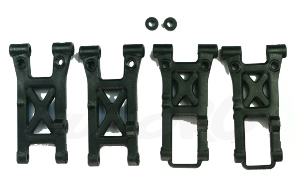 Nanda Suspension Arms Front(2) and Rear(2)