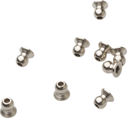 Nanda 4.8x6mm Ball Stud (10)