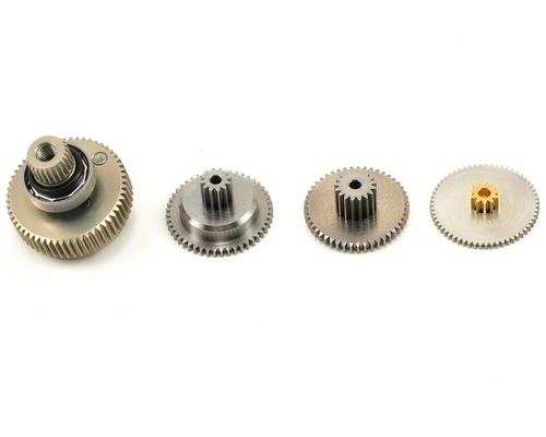 Savöx SC1256TG Titanium Gear Set With Bearing