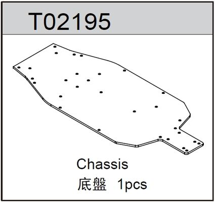 TeamC Chassis - TM2SC