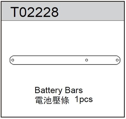 TeamC Battery Bar - TM2SC