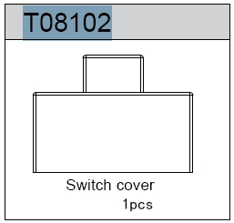 TeamC Switch Cover