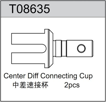 TeamC Center Diff. Connecting Cup (2)