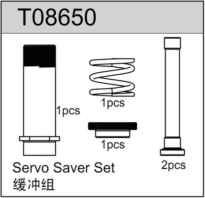 TeamC Servo Saver Set