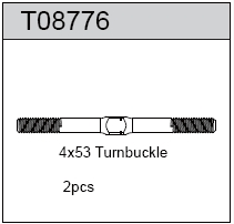 TeamC 4X53 Turnbuckle (2)