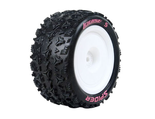 Louise 1:10 E-Spider 4WD Rear Tire - Soft (2)