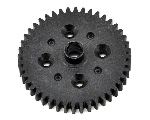 Tekno RC Spur Gear (44t black composite EB48)