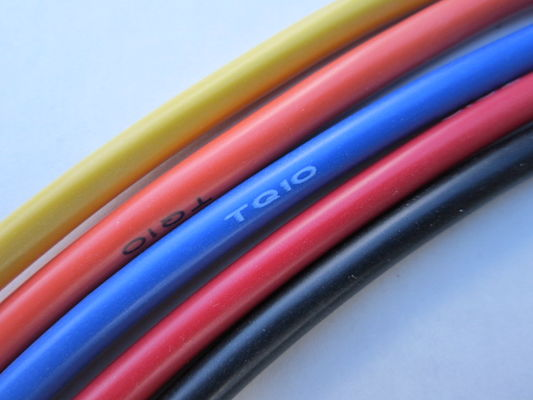 TQ Racing Wire 10awg 90cm Orange
