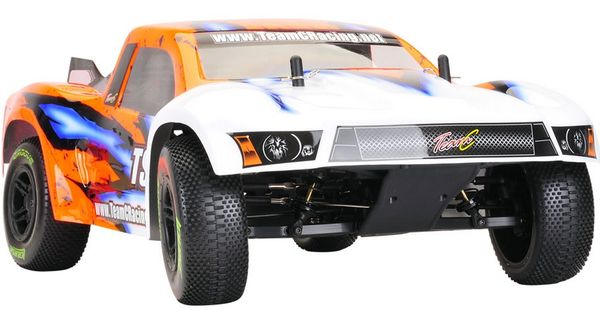 TeamC TS4 Team Edition Racing Short Course Truck 4X4 - KIT
