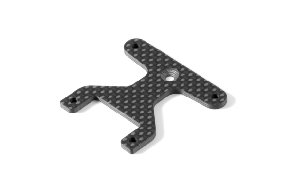 Xray Graphite Front Upper Steering Deck 2.0mm