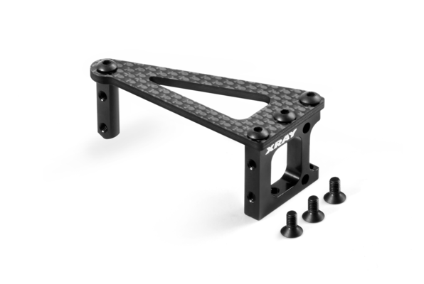 Xray Independent Servo Mount Set