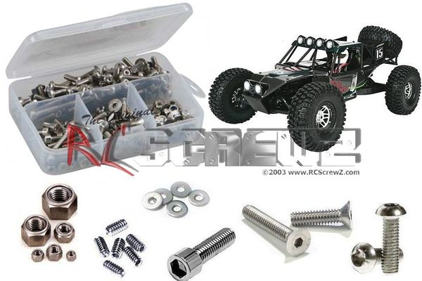 RCScrewZ Stainless Steel Screw Kit - Vaterra Twin Hammers