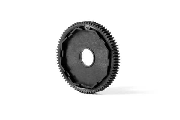 Xray Composite 3-Pad Slipper Clutch 48dp Spur Gear - 78T