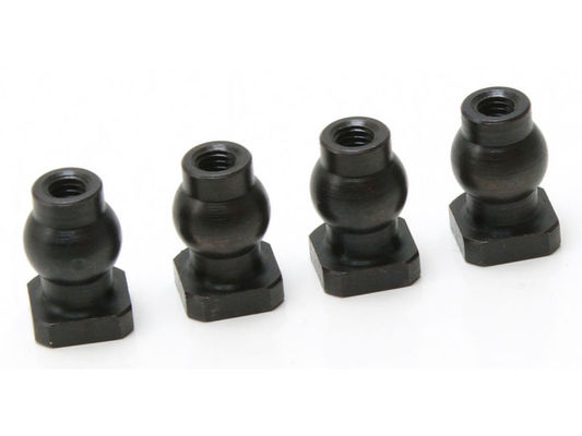 JQRacing 7mm Threaded Ball With Nut