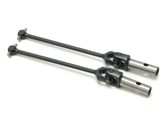 JQRacing Driveshaft Pair S 87mm (YE, RTR) Front