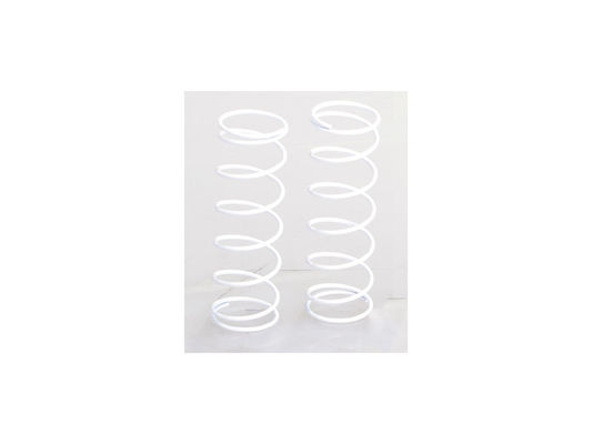 JQRacing F Springs 7.5-Coil 70mm Med (White) (WE, BE)