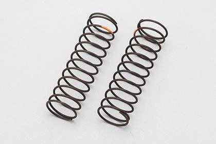 Yokomo Big bore shock Rear spring (Orange) for all-round use